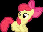 Apple Bloom - ''huh?''