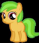 Apple Squash smiling
