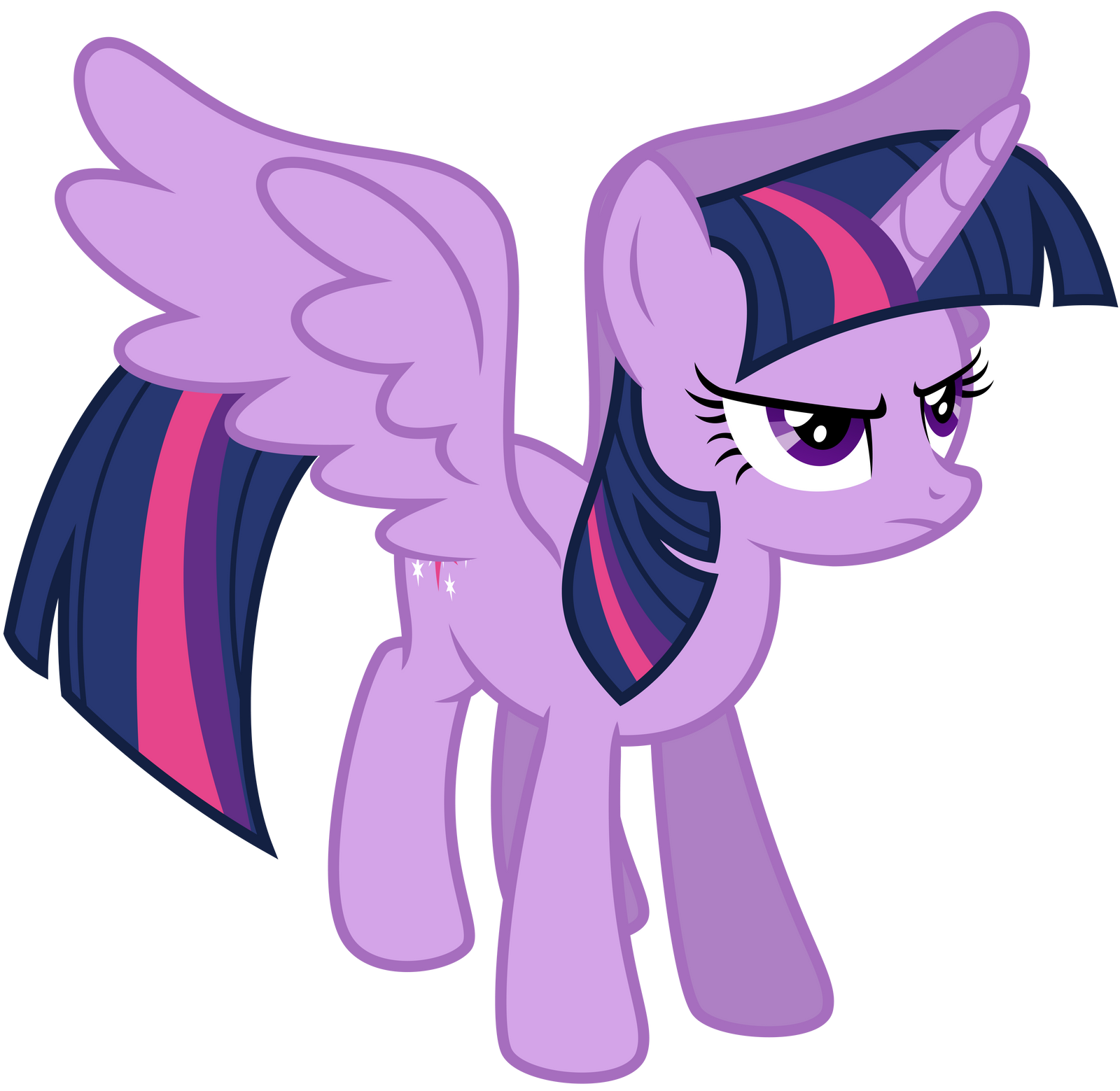 Twilight Sparkle - ''Prepare yourself'' by thatguy1945 on Dev...