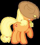 Badass Applejack