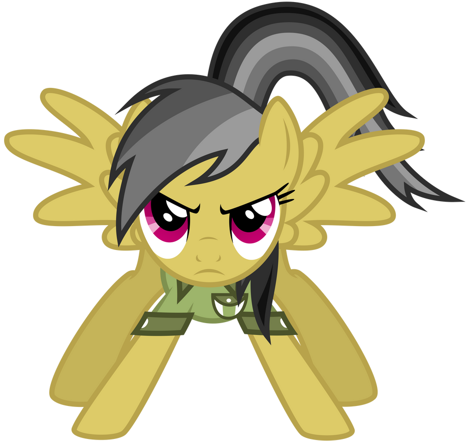 My Little Pony Coloring Pages Daring Do : Daring do epic face by thatguy on deviantart