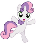 Sweetie Belle - Pyramid