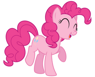 Pinkie Pie grin by thatguy1945