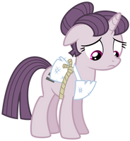 Sad Sugar Belle by thatguy1945