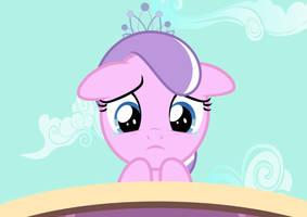 Crying Diamond Tiara
