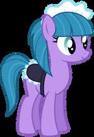Cute Maid Pony by thatguy1945