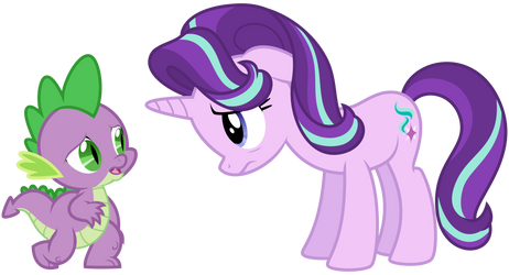 Starlight and Spike