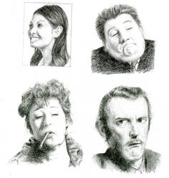 faces by oo4