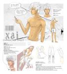 Character Sheet: Xai