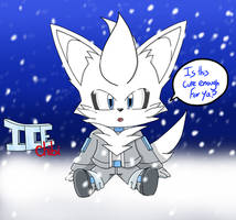 Ice Chibi :contrst entry: by mimichi1234312