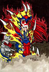 Rage of the Tigrex Huntress!