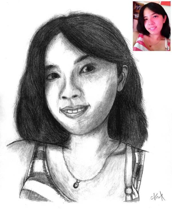 Sammie portrait by gagaman92