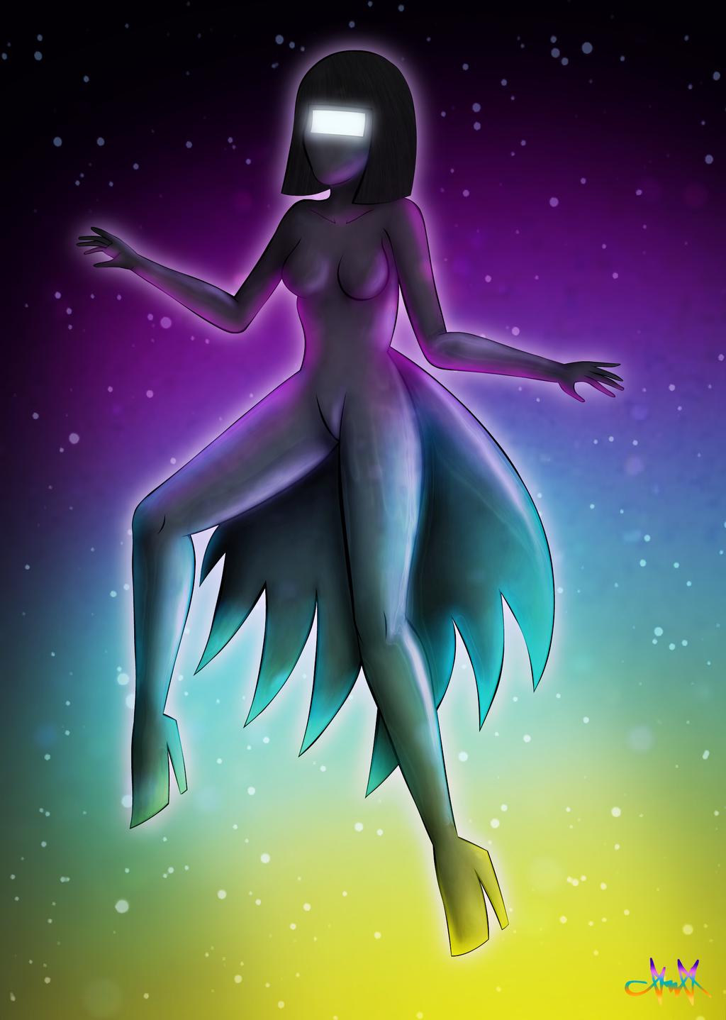 Art Trade for Poka-SorM: Commander Showgirl by gagaman92