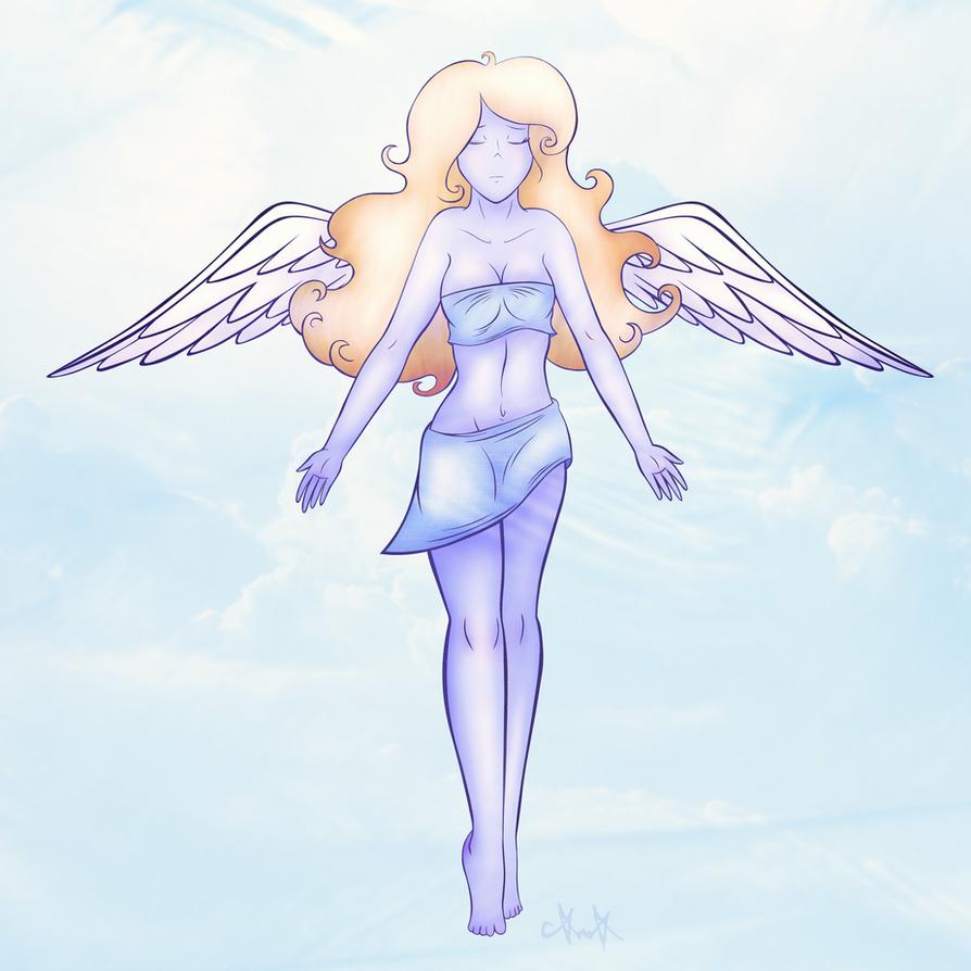 Wisdom - Angel by gagaman92
