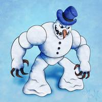 CFC #1 - Bad Mr. Frosty by TonyZeCorny