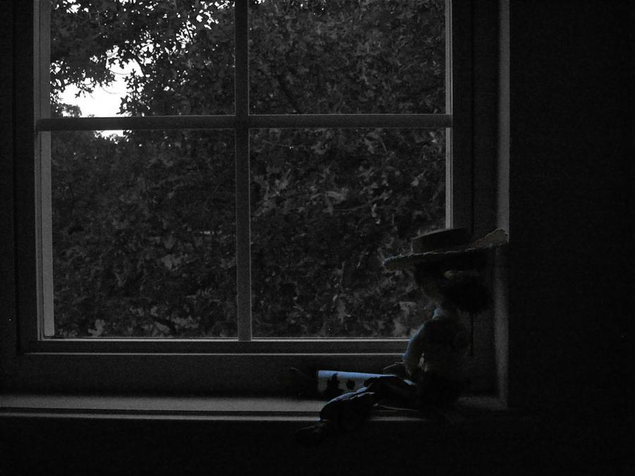 Jessie At The Window