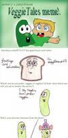 VeggieTales Meme