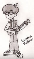 Eugene and his Ukelele