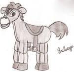 A Trusty Horse