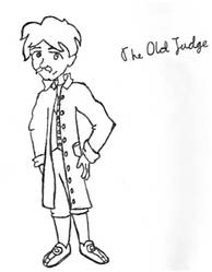 The Old Judge by magictoast15