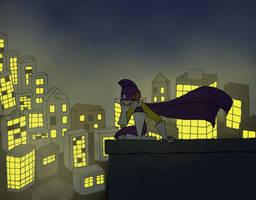 A Dark Night In Bumblyburg