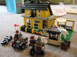 Lego House and Indy