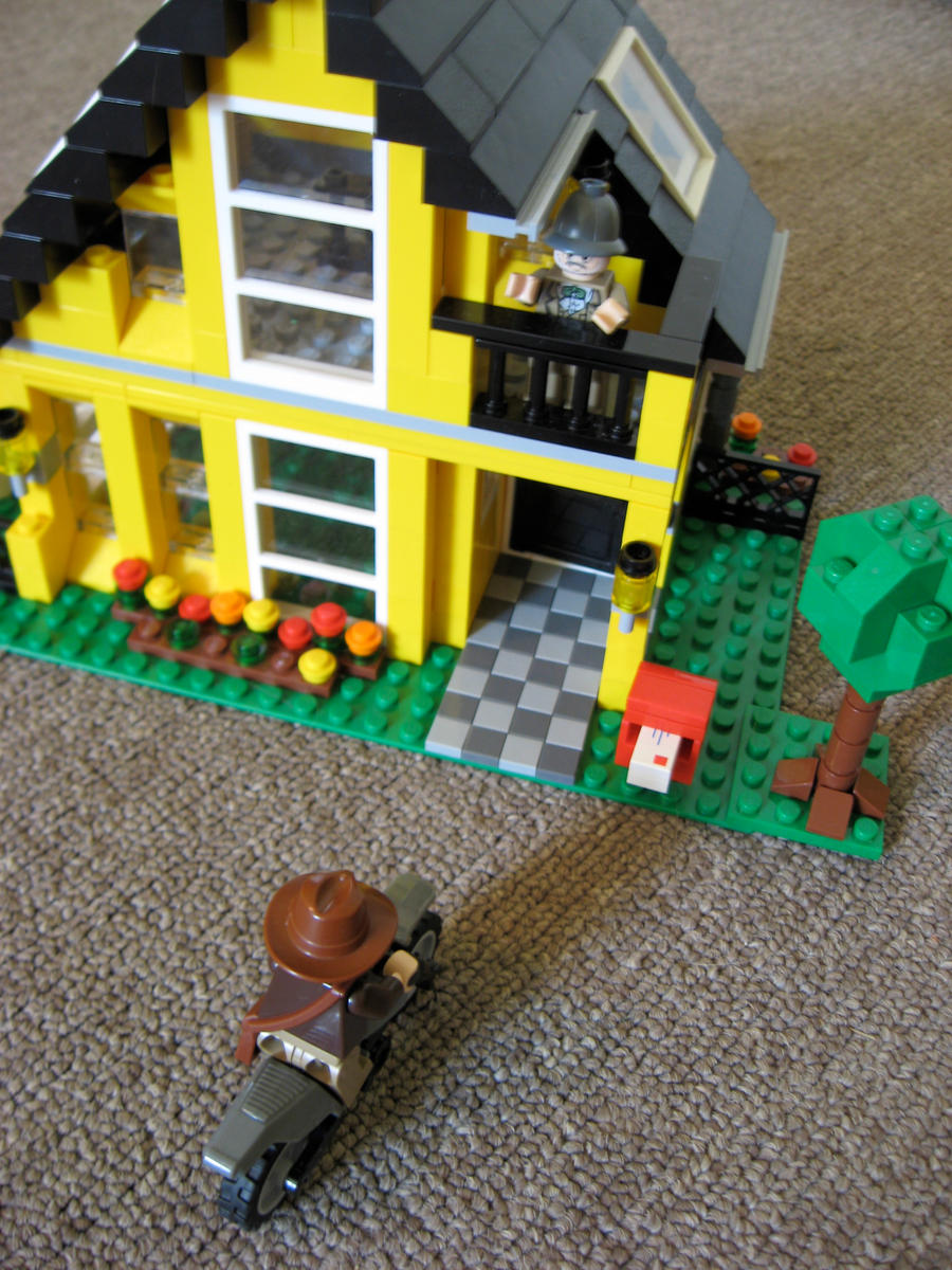 Lego House and Indy 2