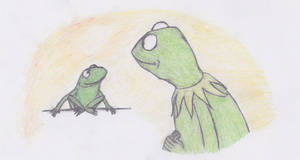 Kermit and Robin