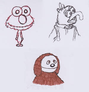 Muppet Sketches 2