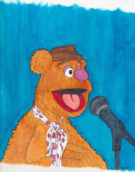 The Comedian (A Bear)