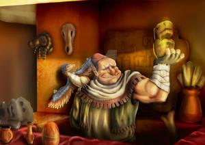 Palaeozoia Antiquities Merchant