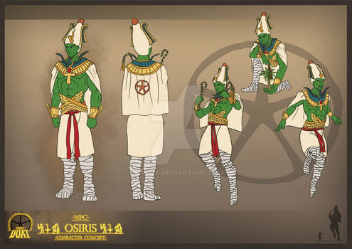 Project Duat - Osiris
