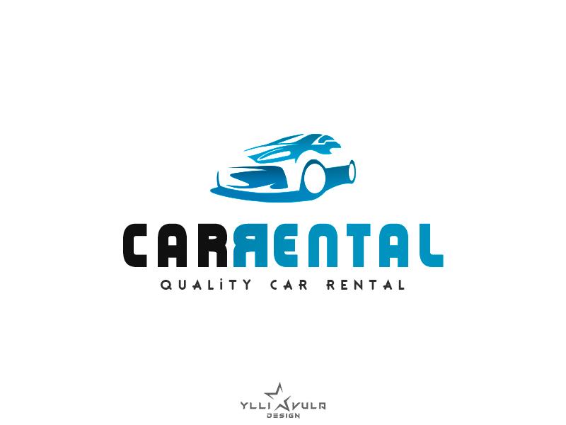 Car Rental Logo By Yllivula On Deviantart