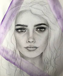 Purple Sketch