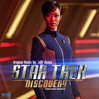 Star Trek Discovery Soundtrack Alt Covers #1