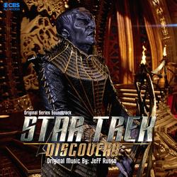 Star Trek Discovery Soundtrack Alt Covers #2