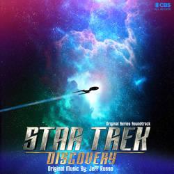 Star Trek Discovery Soundtrack Alt Covers #3