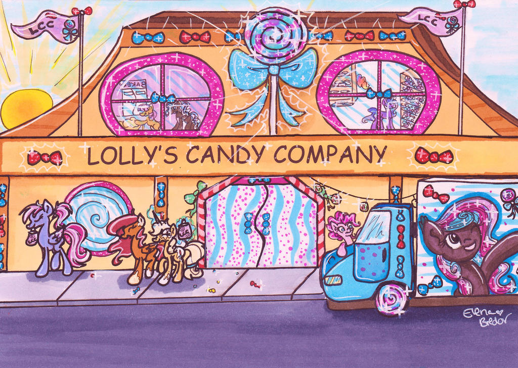 Lolly's Candy Company by StarBurst-01