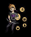 my favorite fictional archer
