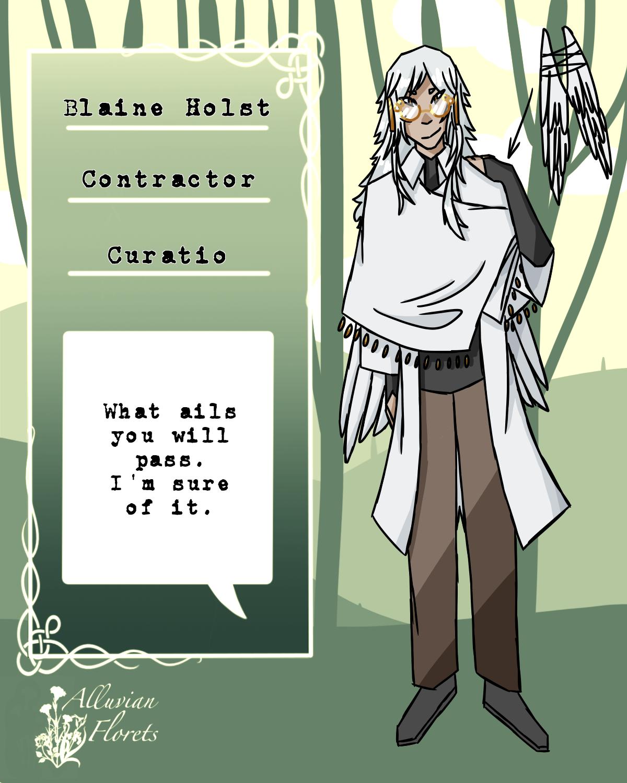AlF: Blaine Holst