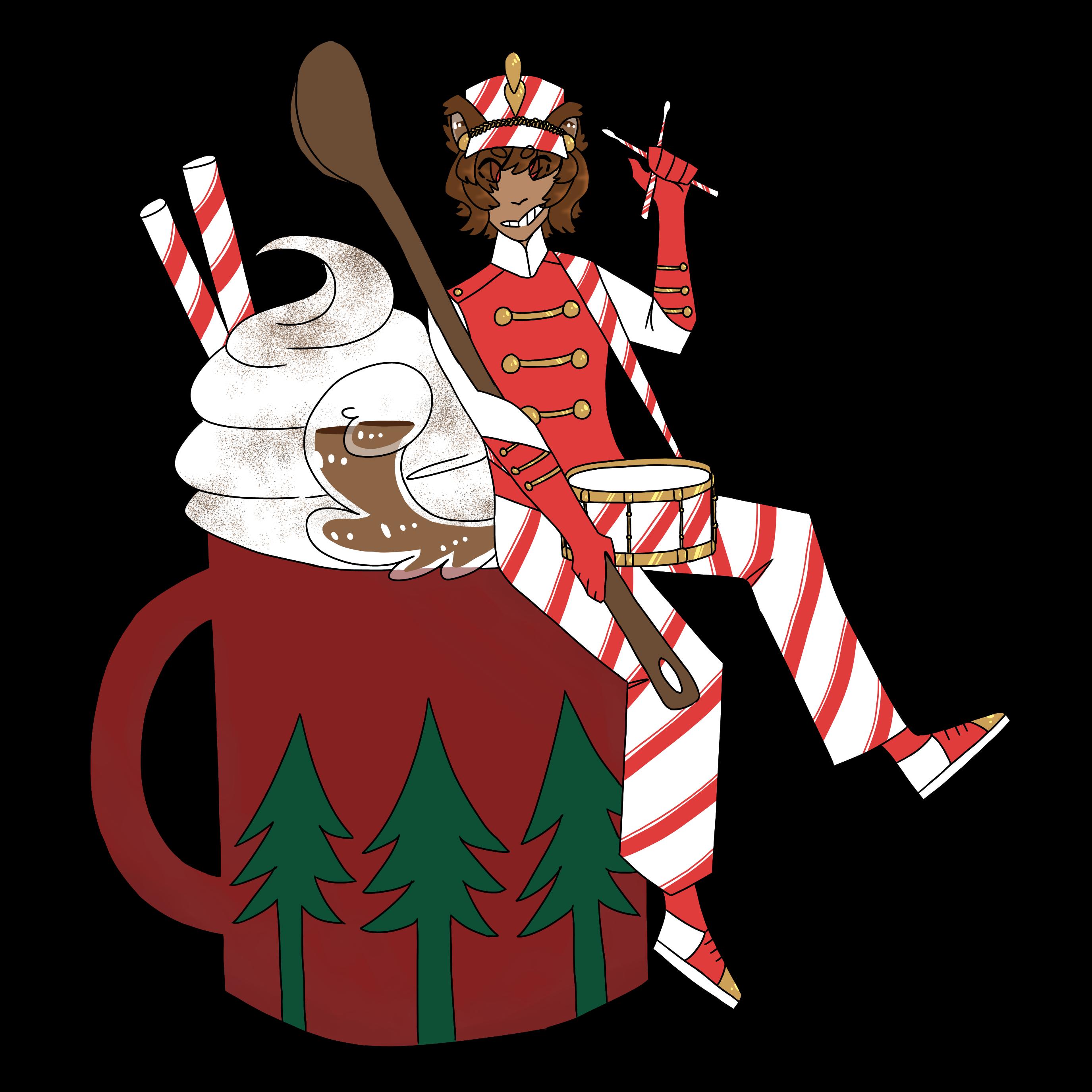 No. 501 Peppermint Cocoa