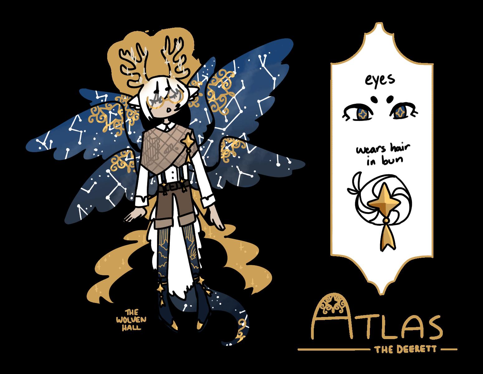 Atlas the Deerett