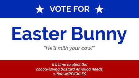 #EasterBunny2020 by ThreeRibbon