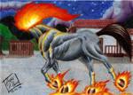 Mula sem cabeca - Headless Mule