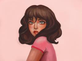 Grey eyes by dramaellie