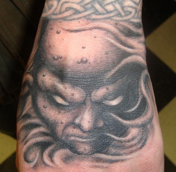 Paul booth flash by sindeepmywickedangel on deviantart for Paul booth tattoo artist