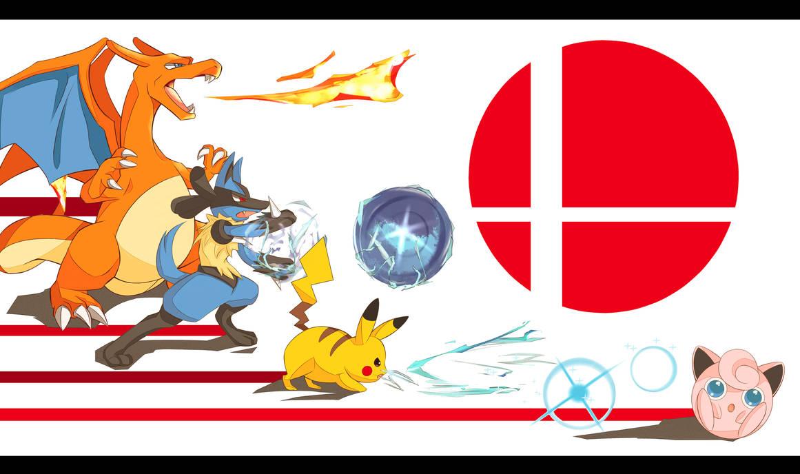 Super Smash Bros | Pokemon