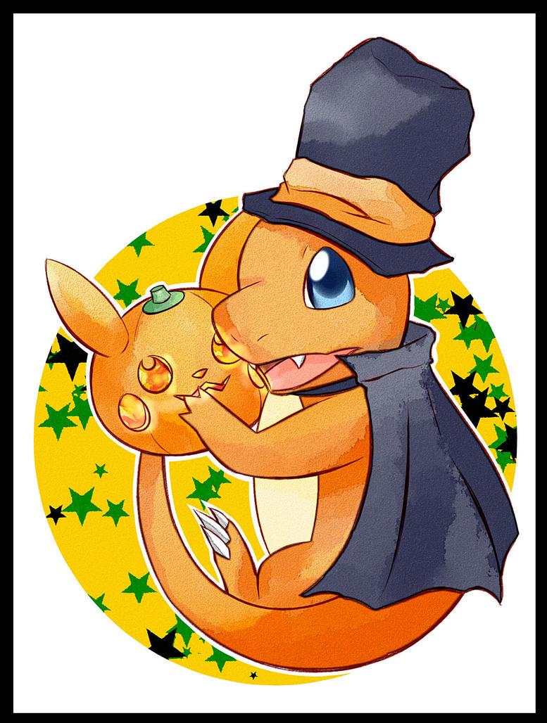 Pokemon   Charmander by OroNoDa