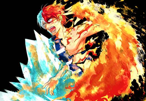 Boku no Hero Academia | Todoroki Shoto