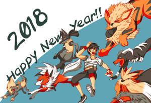 Pokemon | Year of the Dog